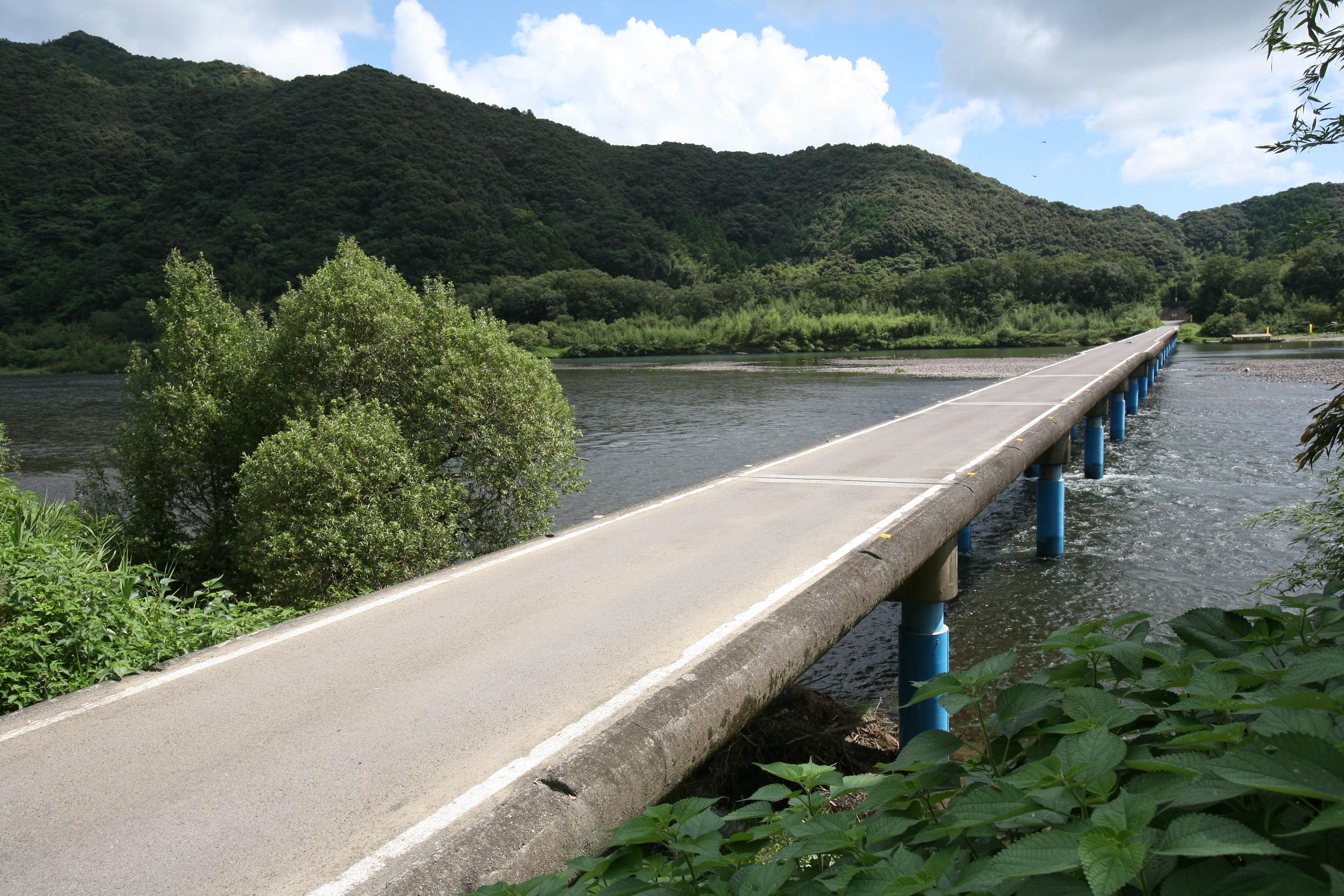 「沈下橋」の画像検索結果