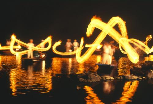 火振り漁 (2)